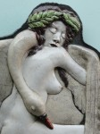 Leda with the Swan #1 - Detail - 1