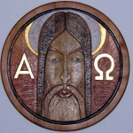 Jesus - Alpha to Omega  (SOLD)