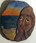 Homage to Hemingway  -  The Old Man and the Sea - (SOLD)